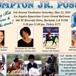 Compton Jr. Posse Honoree Autumn Burke