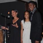 Scholarship Awards to Pilar and Roderick
